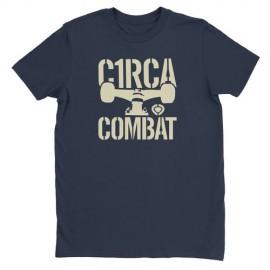 Circa Combat Tee Navy