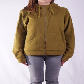 NIKITA ALMAAK FLEECE JACKET GREEN