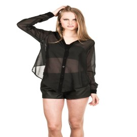 NIKITA AVERY SHIRT BLACK
