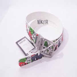 NIKITA SUNDAY BELT WHITE