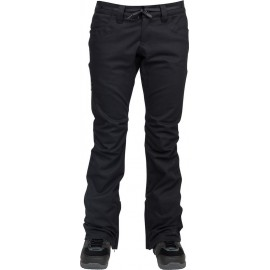 L1 Outerwear HEARTBREAKER DENIM BLK OVERDYE DENIM