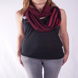 NIKITA SOMEWHAT SCARF RED