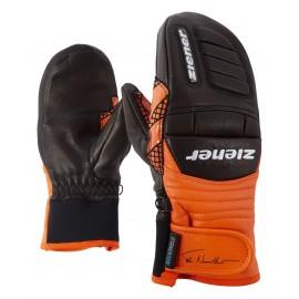 Ziener LANDASO AS(R) MITTEN JUNIOR glove race