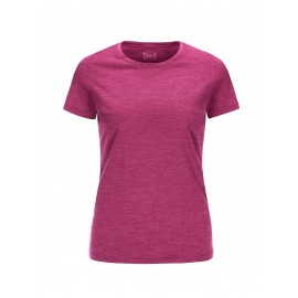 Super.natural Base Tee 175 Loganberry