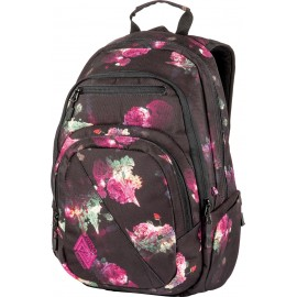 Nitro Stash Backpack Black Rose