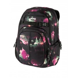 NITRO CHASE BAG Black Rose