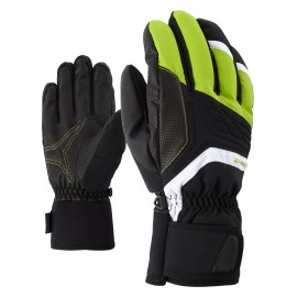 Ziener GALVIN AS(R) glove ski alpine lime green