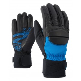 Ziener GALMAN AS(R) glove ski alpine persian blue