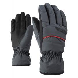 Ziener GALGAR glove ski alpine graphite