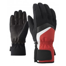 Ziener GABINO glove ski alpine red pop