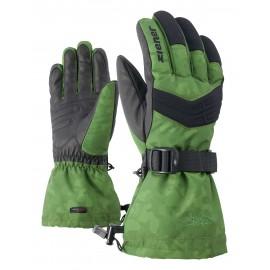 Ziener GINOMO AS(R) AW glove ski alpine olive camo print