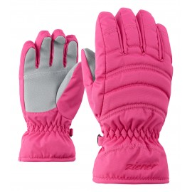 Ziener LELA GIRLS glove junior pop pink
