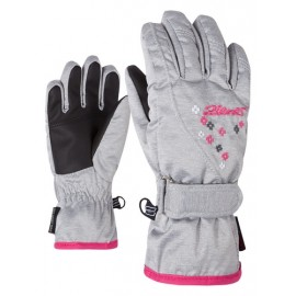 Ziener LIMONIA GIRLS glove junior light melange