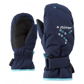 Ziener LISYO MITTEN GIRLS glove junior blue navy