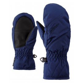 Ziener LUISE PR MITTEN GIRLS glove junior blue navy