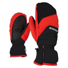 Ziener LIZZARDOLO AS(R) MITTEN glove junior black.red