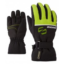 Ziener LABER GTX(R) glove junior lime green