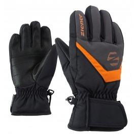Ziener LORIK glove junior black/graphite
