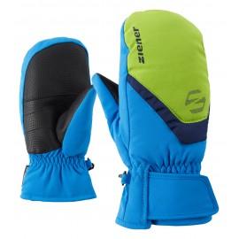 Ziener LORIAN MITTEN glove junior persian blue