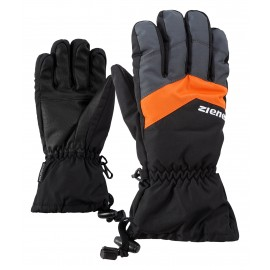 Ziener LETT AS(R) glove junior black/graphite