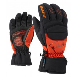 Ziener LEEDY AS(R) glove junior orange spice