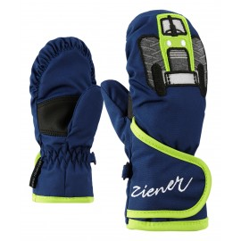 Ziener LAFAUNA AS(R) MINIS glove estate blue