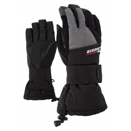 Ziener MERFOS AS(R) glove SB black/nebula stru