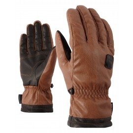Ziener ISOR glove multisport brown