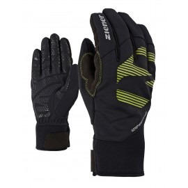 Ziener ILKO GWS glove multisport lime green