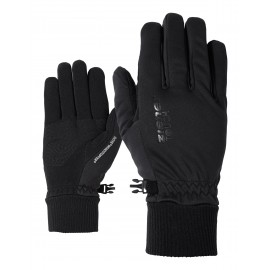 Ziener IDAHO GWS TOUCH glove multisport black
