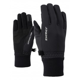 Ziener LIDEALIST GWS TOUCH JUNIOR glove multisport black