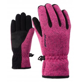 Ziener LIMAGIOS JUNIOR glove multisport pop pink