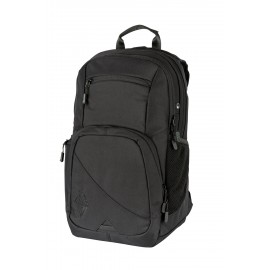 Nitro Stash 24 Backpack True Black