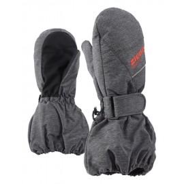 Ziener LOMODI AS(R) MITTEN glove junior dark melange