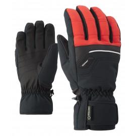 Ziener GLYN GTX(R)+Gore warm glove ski alpine red