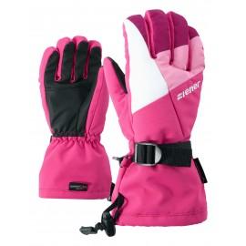 Ziener LANI GTX(R) glove junior pink blossom