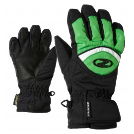 Ziener LARGO GTX(R) glove junior black.signal green