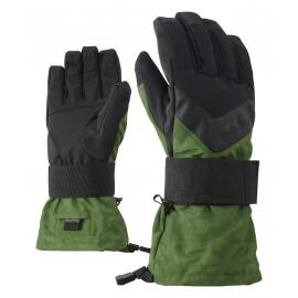 Ziener MILAN AS(R) glove SB olive camo