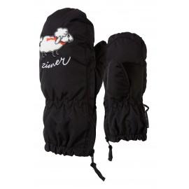 Ziener LE ZOO MINIS glove black/white