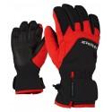 Ziener LIZZARD AS(R) glove junior blackred