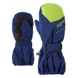 Ziener LOMODI AS(R) MITTEN glove junior estate blue