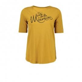 MALOJA MiettaM. T-Shirt  sesame