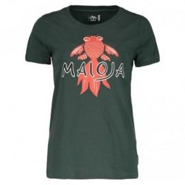 MALOJA RiccardaM. T-Shirt  pinetree