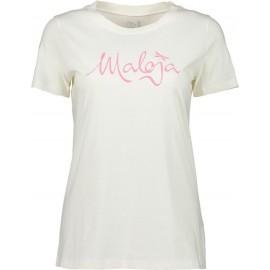 MALOJA SandraM. T-Shirt  white