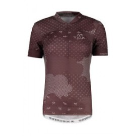 MALOJA BettaM.1/2 Short Sleeve Bike Jersey choco