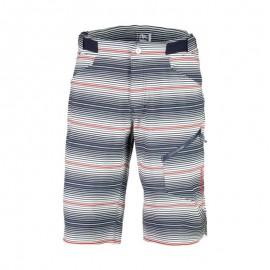 MALOJA LuisM. Printed Multisport Shorts mountain lake stripe