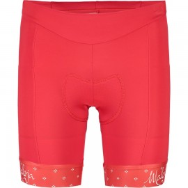 MALOJA SuvrettaM.Pants 1/2 Chamois Bike Shorts red