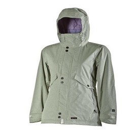 NITRO SOOKIE JACKET GREEN