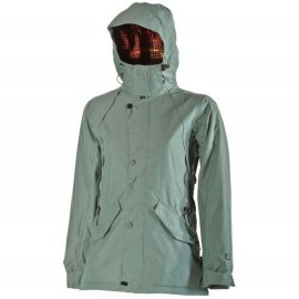 NITRO HAZELWOOD JACKET GREEN
