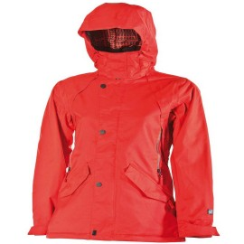 NITRO HAZELWOOD JACKET RED